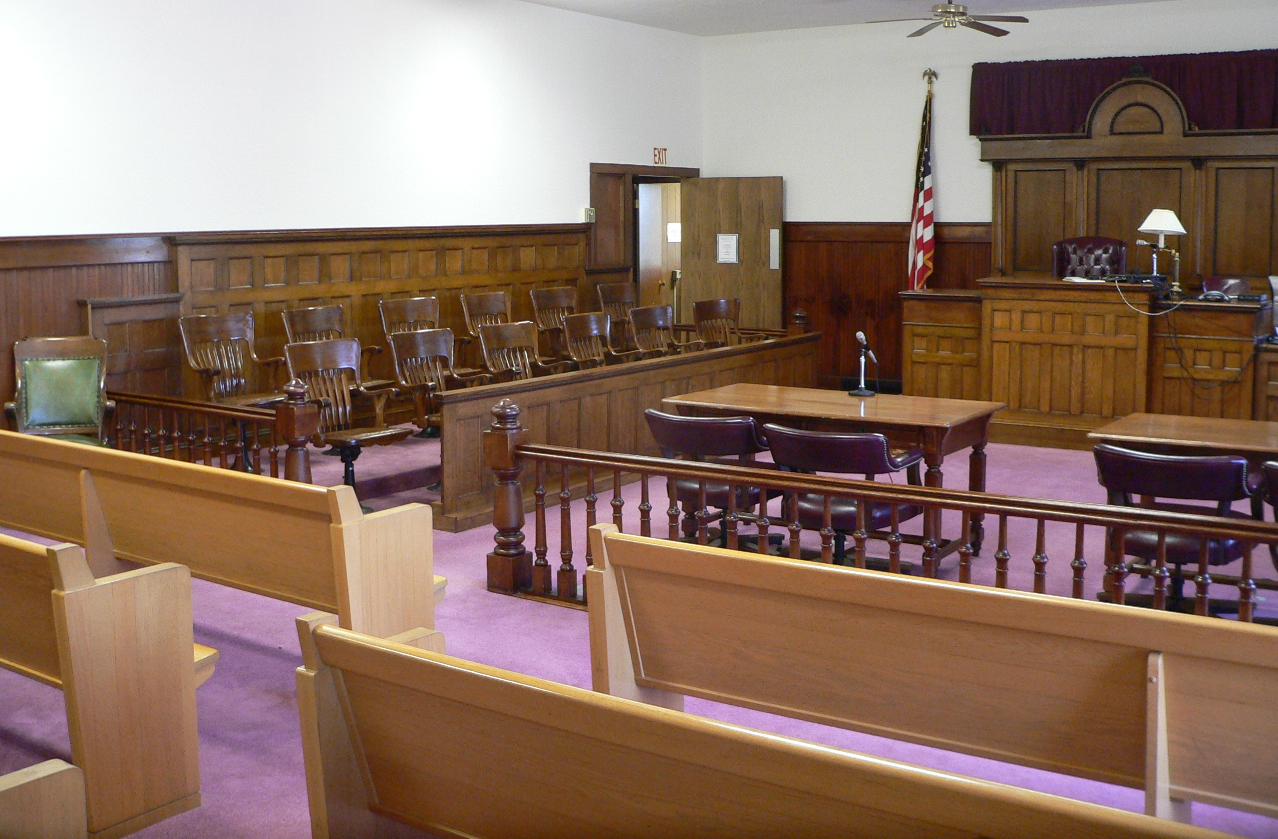 Jury Duty Part II: The First Day | Blog - Nelson Boyd
